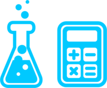 science math logo